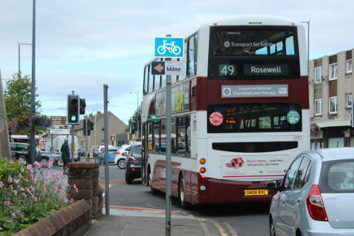 49 Bus Service Cut Rosewell
