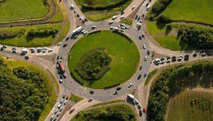 Aerial Photo of Sheriffhall
