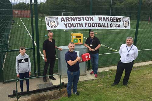 Ariniston-youth-football-club-defib
