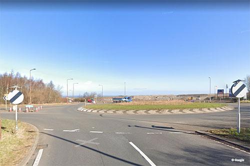Bankton-Roundabout-Blindwells-East-Lothian