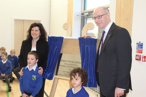 Bilston School Opening