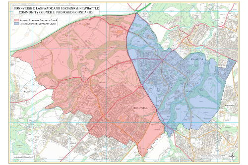 Bonnyrigg-Eskbank-Community-council-proposed boundaries