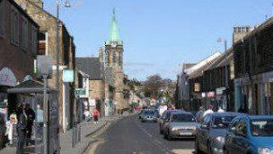 Bonnyrigg High Street