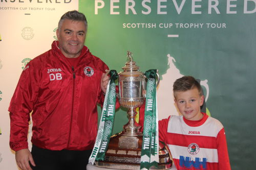 Bonnyrigg Rose Scottish Cup
