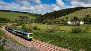 Borders Railway Countryside Headline