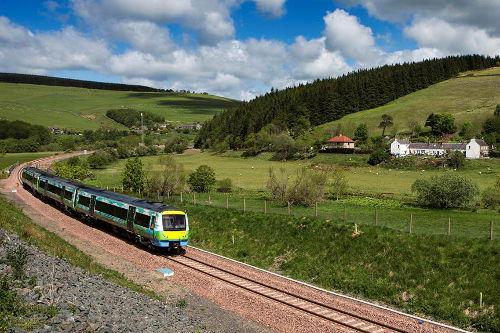 Borders Railway Countryside