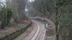 Borders Railway Track