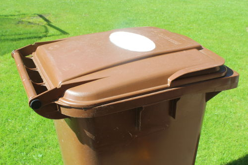 Garden Waste Charge Midlothian