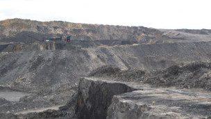 Cauldhall Opencast Mine
