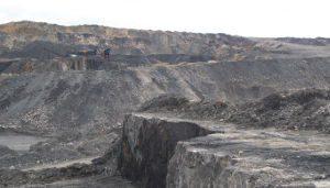 Cauldhall Opencast Mine Headline