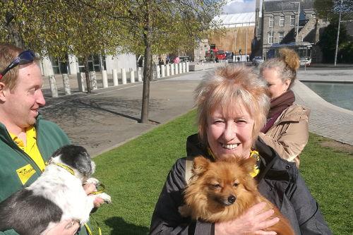 Christine-Grahame-MSP-Dog-Competition