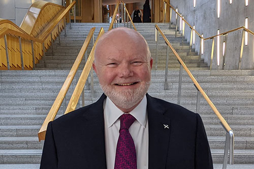 Colin Beattie MSP