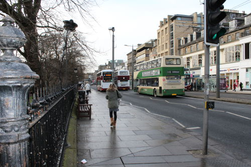 Edinburgh Lothian Bus