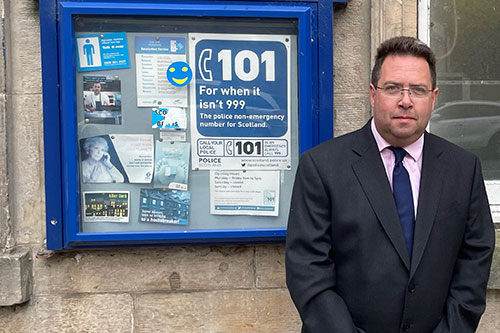 Craig-Hoy-MSP-is-calling-for-a-Local-Policing-Act