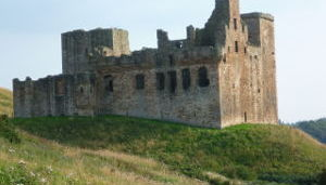 Places to see - Crichton Castle