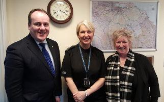 Crime under spotlight Midlothian