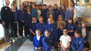 Cuiken Primary visit Headline