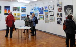 Dalkeith Arts Exhibition Headline