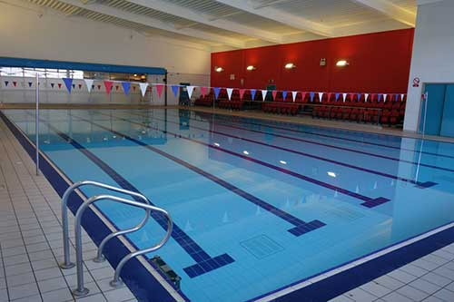 Dalkeith Campus Swimming Pool