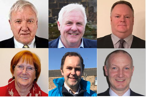 Dalkeith Candidates