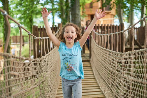 Dalkeith Country Park Fort Douglas adventure playground