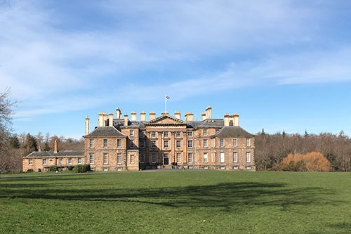 Dalkeith-Country-Park-Palace-Restoration-Yard