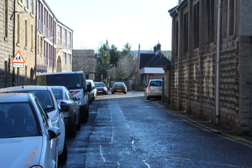 Derciminalised Parking Midlothian Council
