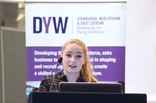 Developing Young Workforce