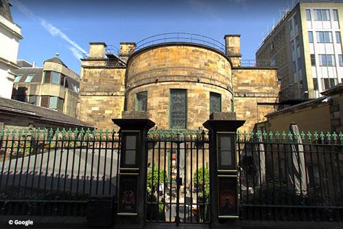 The Dome George Street Edinburgh