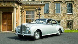 Visit Midlothian - Ecosse Classic Wedding Cars