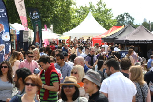 Edinburgh Foodie Festival - Main