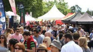 Edinburgh Foodie Festival Visitors - Headline