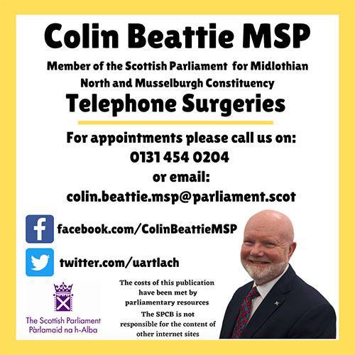 www.facebook.com/ColinBeattieMSP
