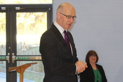 Gore Glen School Opening