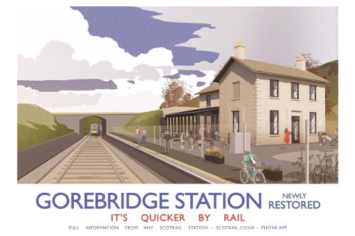 Gorebridge Station Drop in