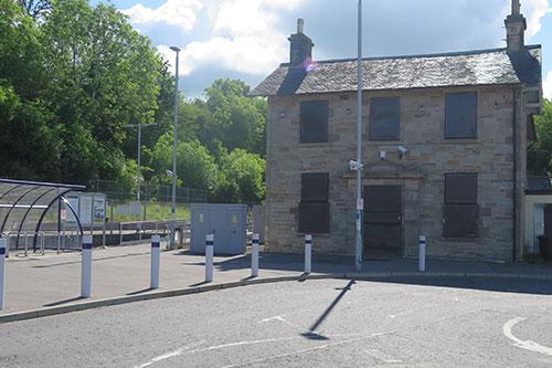 Gorebridge Station