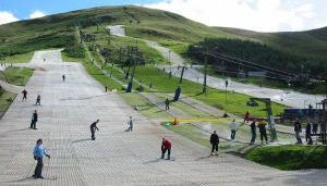 Things to do - Midlothian Snow Sports Centre