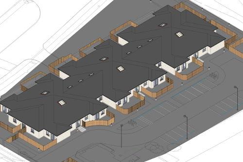 Housing in Penicuik
