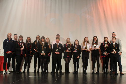 Lasswade High School Sports Personality of the Year Awards 2018