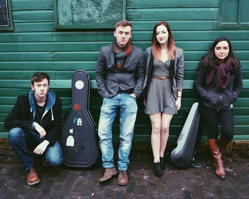 Iona Fyde Band 3 Harbours Festival 2016