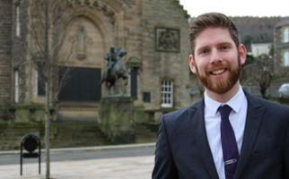 Kris Chapman Liberal Democrat Midlothian