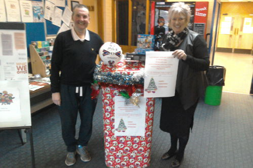 Ladywood Leisure Centre Xmas Appeal