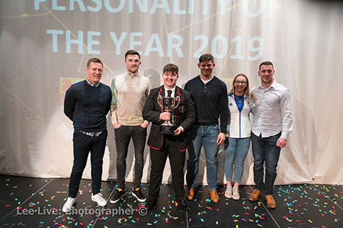 Lasswqde High School SPOTY 2019
