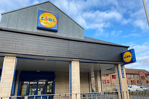 Lidl-Dalkeith