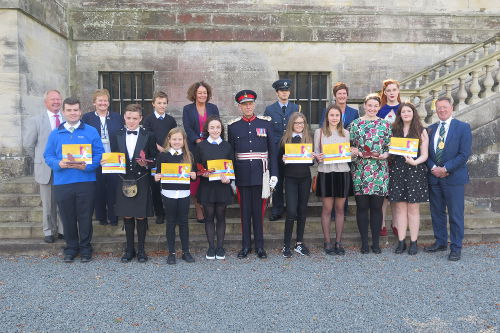 Gold Coast Ellie picks up top prize at first ever Midlothian's Young People Awards