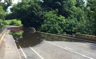 Melville Road Bridge Damage Headline