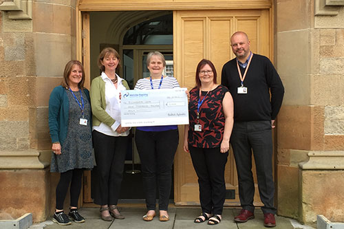 Melville-staff-raise-grand-total-for-bereavement-charity