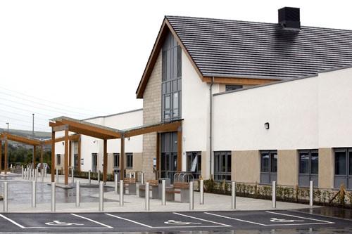 Midlothian Community Hospital Bonnyrigg