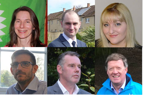 Midlothian East Candidates