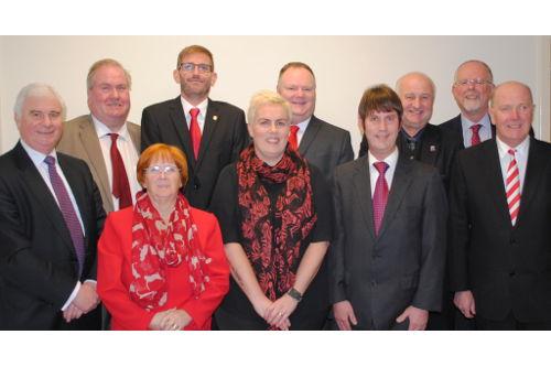 Midlothian Labour Candidates